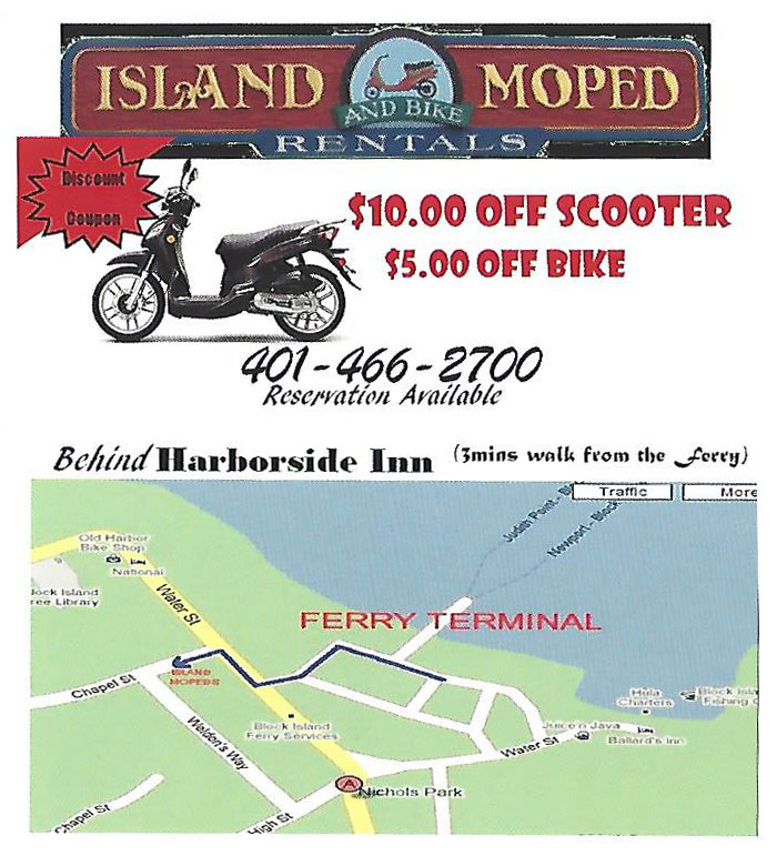 island moped and bike coupon